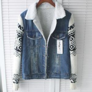 Cute Cowboy Coat Jacket