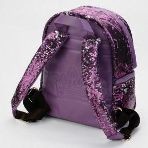 Fashion Shiny Purple Sparking Uniqu..