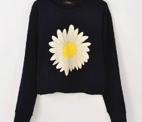 Daisy Crewneck Sweat..