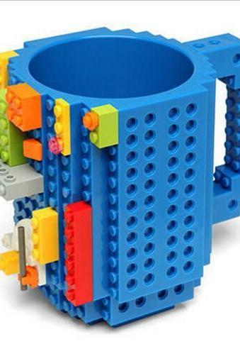 Free shipping Creative LEGO blocks cup #274