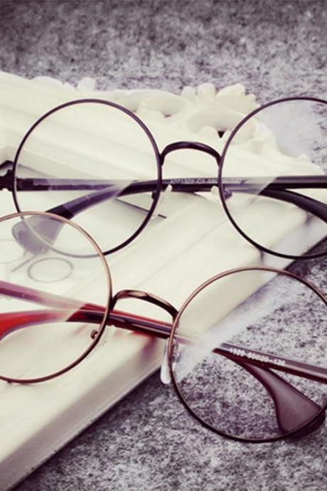 Retro Metal Glasses YL-51